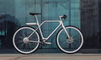 DESIGNBOOM — Ora Ito designs lightweight Angell bike